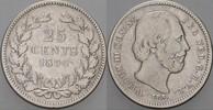 25 Cent 1890 Niederlande-Königreich Willem...