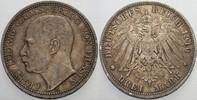 3 Mark 1910 A Hessen Ernst Ludwig 1892-191...