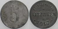 5 1917 Kitzingen Stadt Sehr schön - vorzüg...