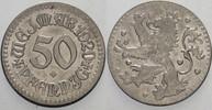 50 Pfennig 1920 Weimar Stadt Vorzüglich - ...