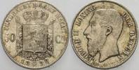 50 Centimes 1898 Belgien-Königreich Leopol...