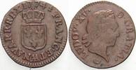 Liard 1774 AA Met Frankreich Ludwig XV. 17...