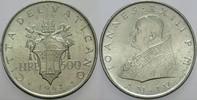 500 Lire 1962 Italien-Kirchenstaat Johanne...