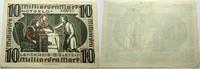 10 Milliarden Mark o. D. Das Papiernotgeld...