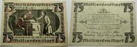 75 Milliarden Mark 25.Oktober  Das Papiern...
