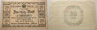 20 Mark 29.Oktober  Das Papiergeld der deu...