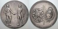 Silbermedaille 1935 Argentinien BESUCH VON...