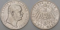 2 Mark 1901 A Sachsen-Altenburg Ernst 1853...