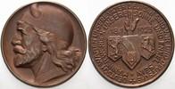 Bronzemedaille 18.1.1923 Weimarer Republik...
