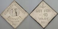 GUT FÜR -: 10 WARE BEI : o.J. Bielefeld ZI...