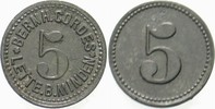 5 Pfennig o.J Lette BERNH.CORDES LETTE B.M...