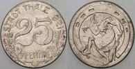 25 Pfennig 1921 Thale (Harz) Stadt Sehr sc...