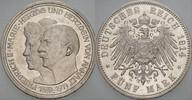 5 Mark 1914 A Anhalt Friedrich II. 1904-19...