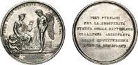 Silbermedaille 1802 NAPOLEON UND SEINE ZEI...