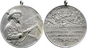 Silbermedaille 1925 Ötisheim / Württemberg...