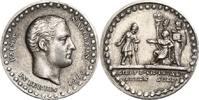 Silbermedaille 1806 NAPOLEON UND SEINE ZEI...
