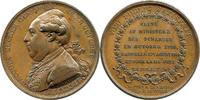 Bronzemedaille 1789 Braunschweig-Wolfenbüt...