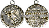 Siegespfennig 1813 NAPOLEON UND SEINE ZEIT...