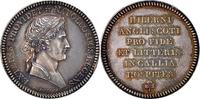 Silbermedaille 1804 NAPOLEON UND SEINE ZEI...