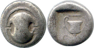 Hemidrachme 5. Jh. v. C Boiotien - Theben ...