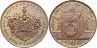 Bronzemedaille 1842 Reformation 300 Jahre ...