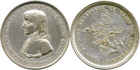 versilberte Bronzemedaille 1796/7 NAPOLEON...