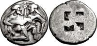 Stater, um 500 v. Chr.  THRAKIEN / THASOS ...
