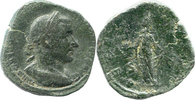 Sesterz  Römisches Kaiserreich Trebonianus...