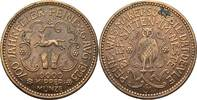 Messingmarke 1923. diverse Peine Kl. Fleck...