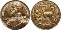 Bronzemedaille 1911 Münchener Medailleure ...