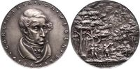 Silbermedaille 1927 Münchener Medailleure ...