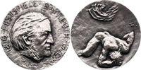 Silbermedaille 1976 Musiker Wagner, Richar...