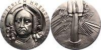 Silbermedaille 1985 Musiker Händel, Georg ...