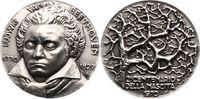 Silbermedaille 1970 Musiker Beethoven, Lud...