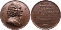 Bronzemedaille 1823 Musiker Rameau, Jean P...