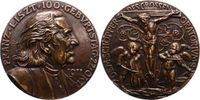 Bronzegussmedaille 1911 Münchener Medaille...