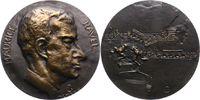 Bronzemedaille 1930 Musiker Ravel, Maurice...
