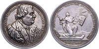 Silbermedaille 1717 Nürnberg-Stadt  Schöne...