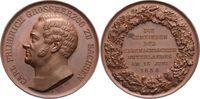 Bronzemedaille 1853 Sachsen-Weimar-Eisenac...