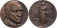 Bronzegussmedaille  Personenmedaillen Gril...