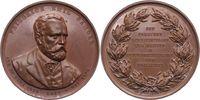 Bronzemedaille 1878 Medicina in nummis San...