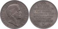 Gedenkgulden 1857 Baden-Durlach Friedrich ...