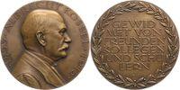 Bronzemedaille 1913 Kunstmedaillen Bosselt...
