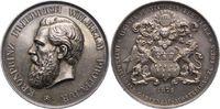 Silbermedaille 1875 Köln-Stadt  Winz. Rand...