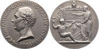 Silbermedaille 1908 Dänemark-Kopenhagen, S...