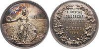 Silbermedaille 1896 Hessen-Kassel, Stadt  ...