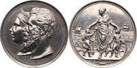 Silbermedaille 1884 Brandenburg-Preußen Fr...