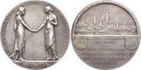 Silbermedaille 1906 Konstanz-Stadt  Winz. ...