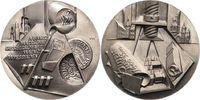 Silbermedaille 2000 Personenmedaillen Gute...