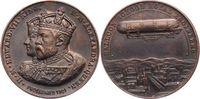 Bronzemedaille 1901 Luftfahrt  Fast vorzüg...